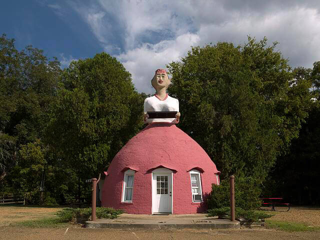 Mammy's Cupboard — Natchez, Mississippi