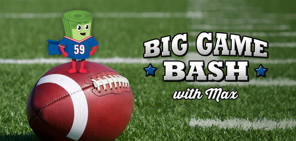 Big Game Bash on a Budget