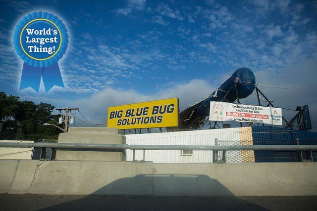 World's Largest Bug — Providence, Rhode Island