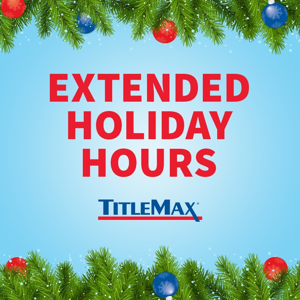 Extended Store Hours!