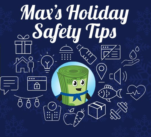 Max's Healthy and Safe Holiday