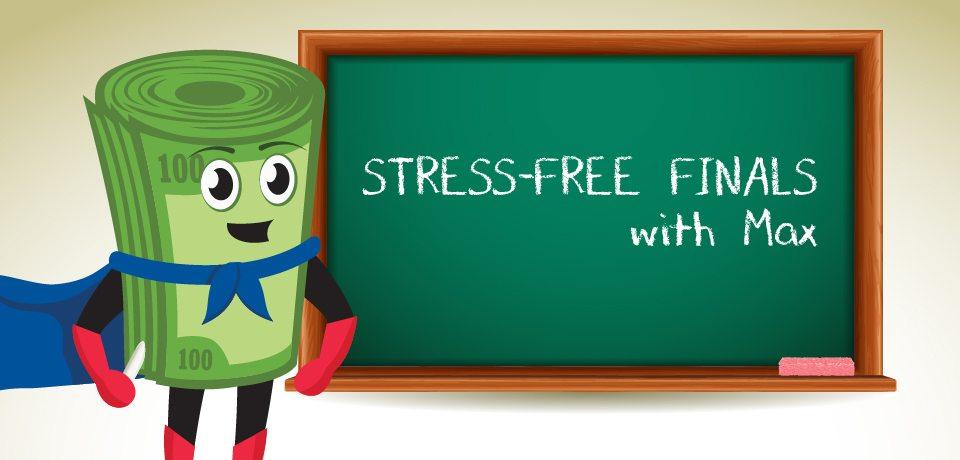 Stress Free Finals!
