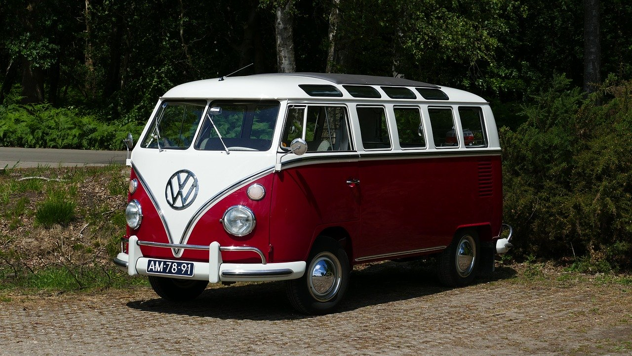 Ultimate Road Trip Vehicles Over the Years