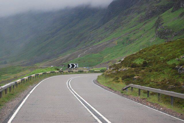 A82 Road, Scotland