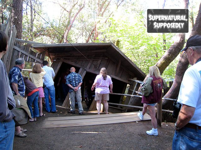 The Oregon Vortex — Gold Hill, Oregon