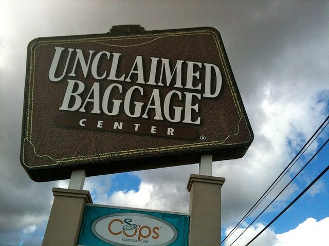 Unclaimed Baggage Center — Scottsboro, Alabama