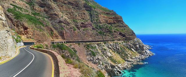 Chapman's Peak, South Africa
