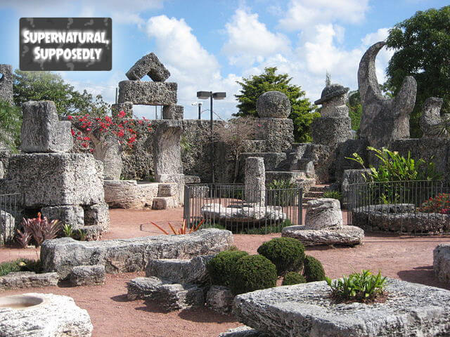 Coral Castle — Homestead, Florida