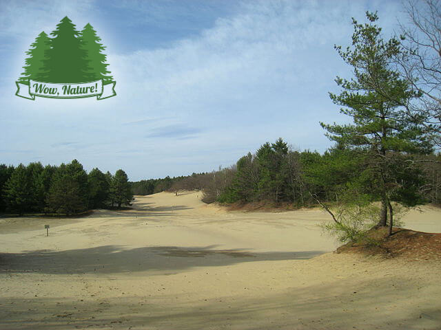 Desert of Maine — Freeport, Maine