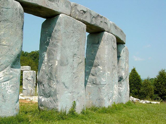 Foamhenge — Natural Bridge, Virginia