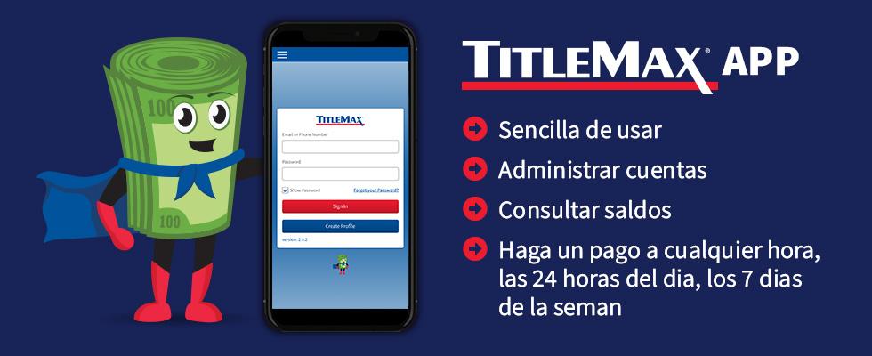 Mobile Aplicacion TitleMax