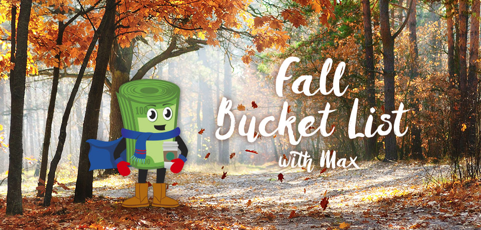 Make The Most Out of This Season With This Fall Bucket List!