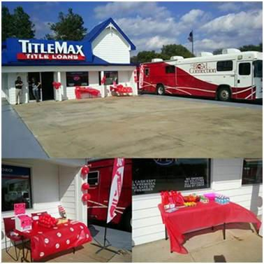 TitleMax in Spartanburg SC