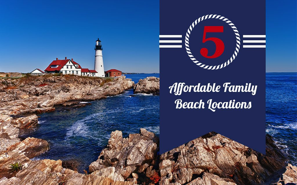 5 Affordable Beach Vacation Destinations