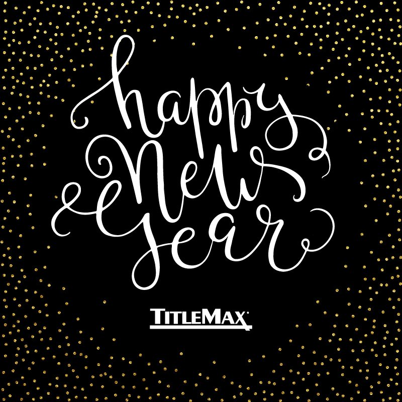 Happy New Year! From TitleMax