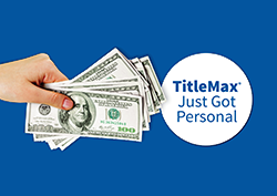 Why is TitleMax® Getting Personal?