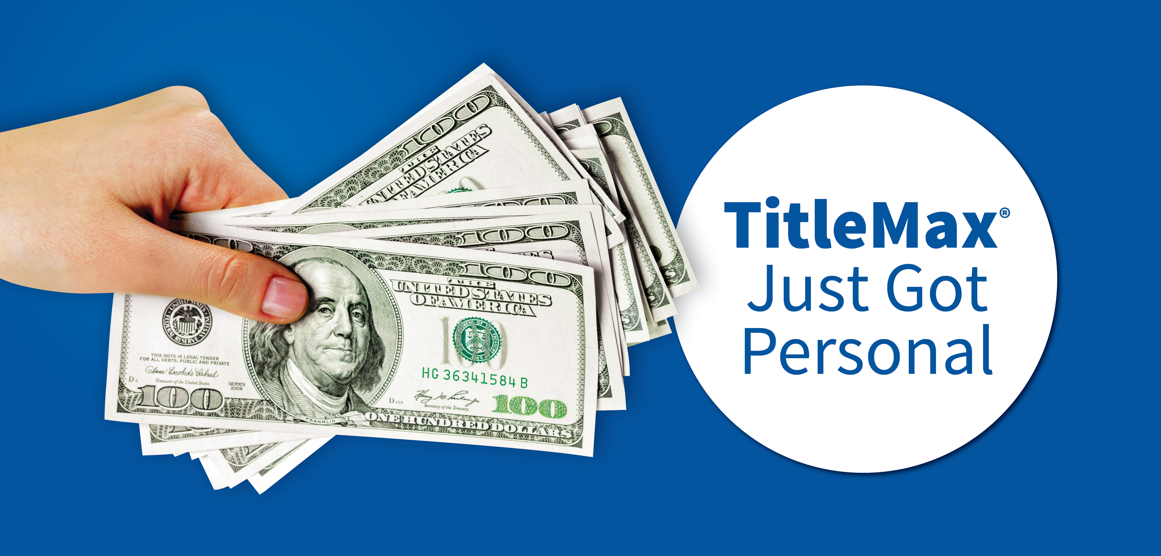 TitleMax Gets Personal with Personal Loans!