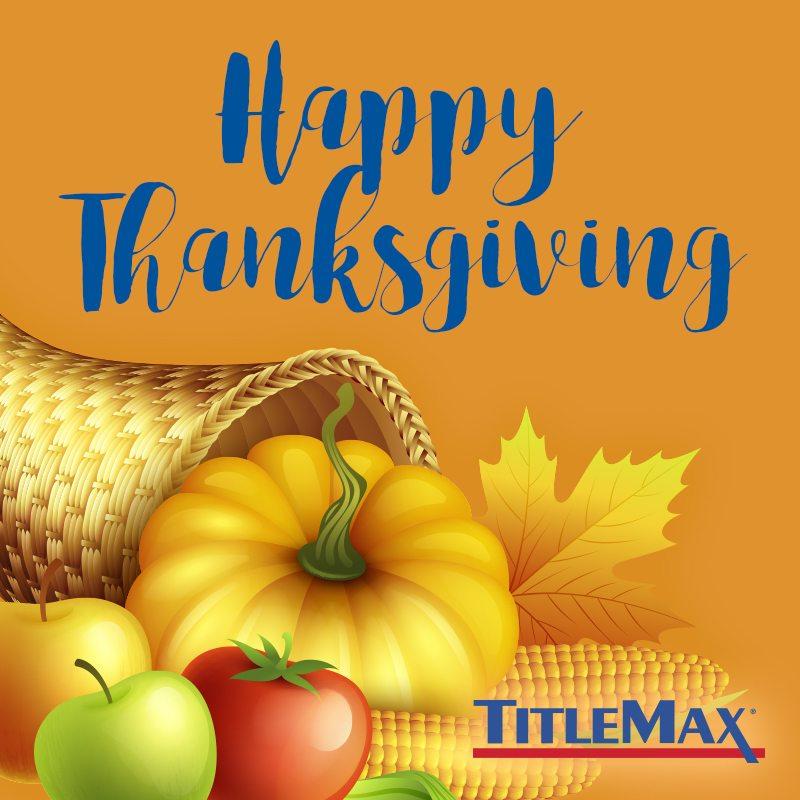 Thanksgiving-Titlemax