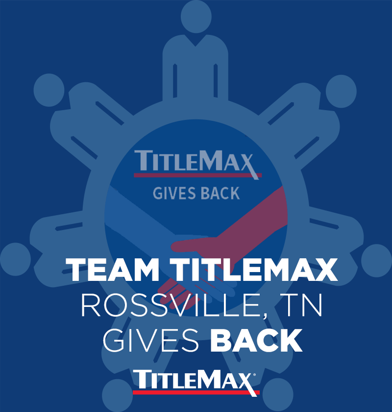 Awesome Job, Team TitleMax Giving Back!