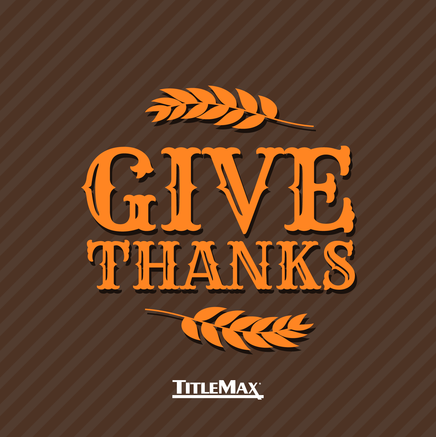 Happy Thanksgving