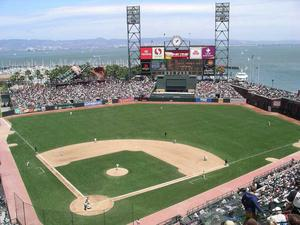 There's no better way to enjoy a San Francisco Giants game than with a couple beers (more than a couple) and some food!
