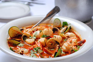 While in San Francisco we will be on a hunt for a bowl of cioppino. After all, it did originate here and we can't pass up seafood!