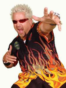 When we booked our tickets we didn't realize we were heading to FLAVORTOWN, USA! But with over 30 MONEY locations we will be in the heart of it! Help us experience some of the most OUTA BOUNDS food at California's best Diners, Drive-Ins and Dives!!!!