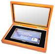 Display Box for Paper Money