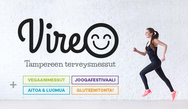 Vire – Tampereen terveysmessut