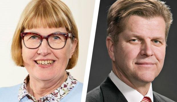 Leena Järvenpää ja Jarmo Talasrinne, Linkosuo