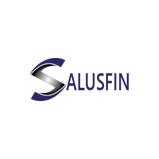 Verkosto-messujen Smart Network -alueen näytteilleasettaja Salusfinin logo