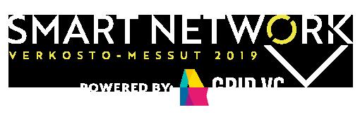 Verkosto-messujen Smart Network -alueen logo