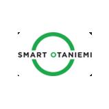 Verkosto-messujen Smart Network -alueen näytteilleasettaja Smart Otaniemen logo