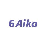 Verkosto-messujen Smart Network -alueen näytteilleasettaja 6aikan logo