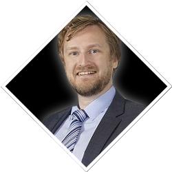 Verkosto-messujen puhuja Veikka Pirhonen, Siemens Oy