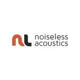 Verkosto-messujen Smart Network -alueen näytteilleasettaja Noiseless Acousticsin logo
