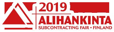 Alihankinta 2019 -logo