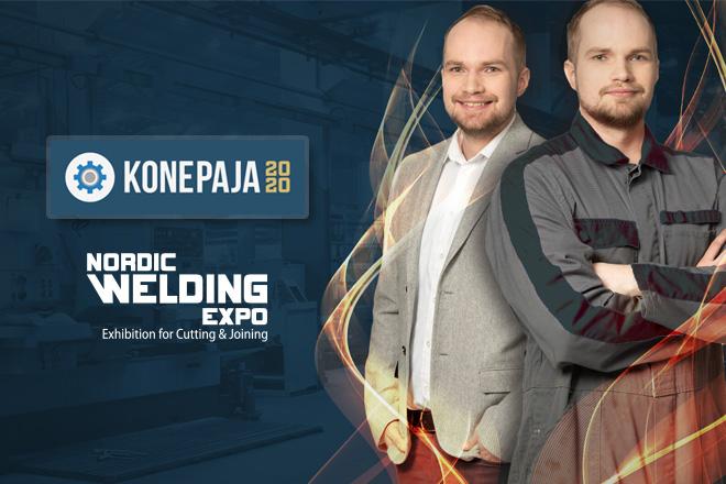 Konepaja & Nordic Welding Expo