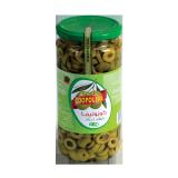 Green olives sliced - 360G