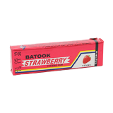 Strawberry chew gum - 5PCS