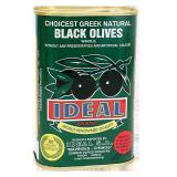 Black Olives Can -  250G
