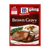 Brown Gravy Mix - 87Z