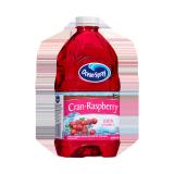 100% Juice Cranberry Raspberry - 64 Z
