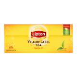 Yellow label Tea Bags - 25 × 2G