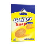 Ginger snap biscuit - 12x100G
