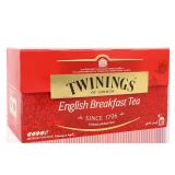 English Breakfast Tea Bags -  25 x 1.5G