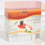 Unflavour Gelatin - 50G