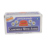 Camomile with Anise  - 25 count
