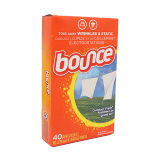 Dryer Sheets Outdoor Fresh Scent - 40PCS
