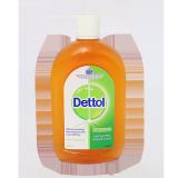 Dettol Antiseptic Disinfectant Liquid -  500 Ml